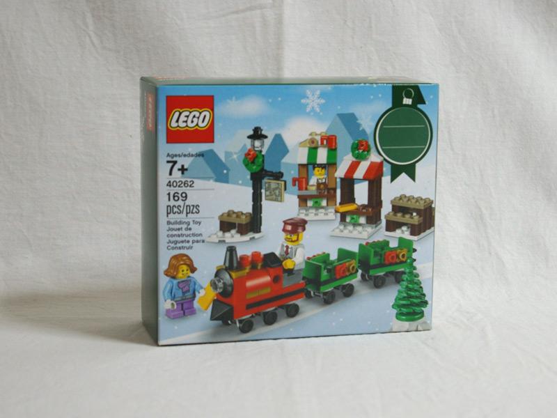 #40262 レゴ クリスマス・トレイン・ライド