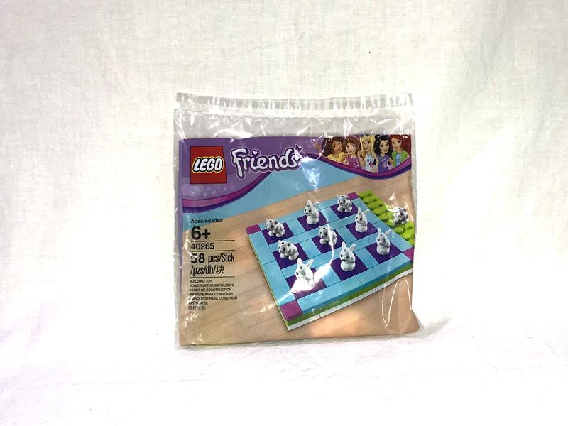 #40265 レゴ フレンズ三目並べ