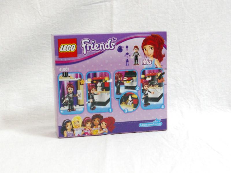 #41001 レゴ マジックショー 背面の写真