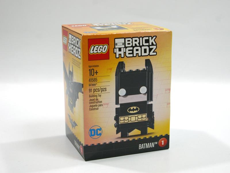 #41585 レゴ ブリックヘッズ バットマン