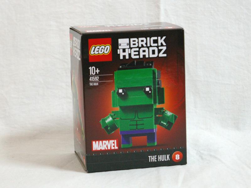 #41592 レゴ ブリックヘッズ ハルク