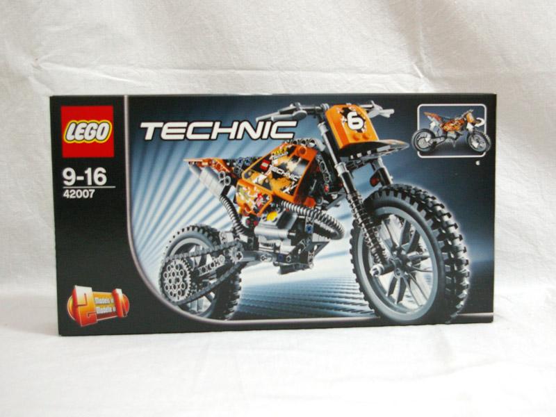 #42007 レゴ モトクロスバイク