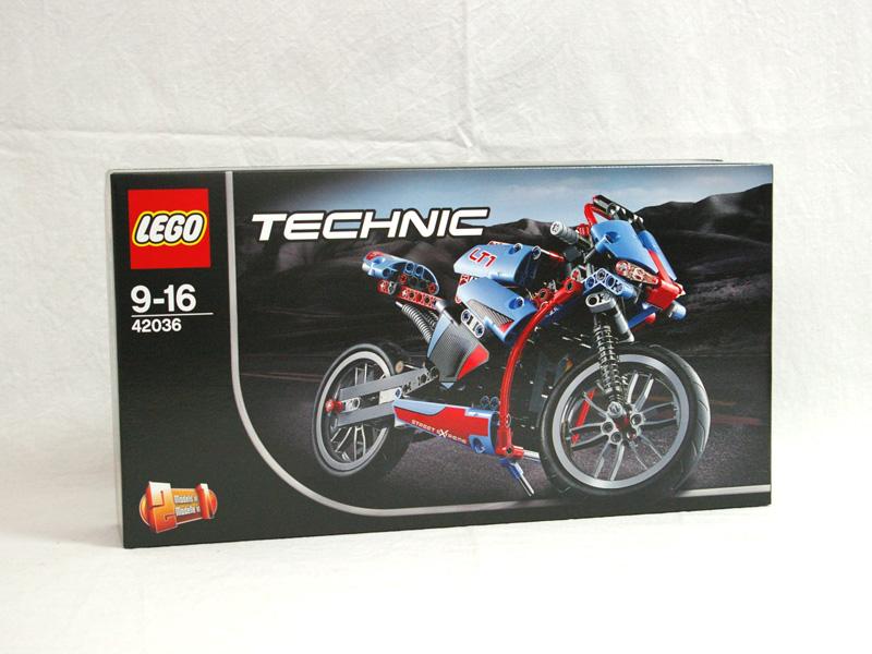 #42036 レゴ ストリートバイク