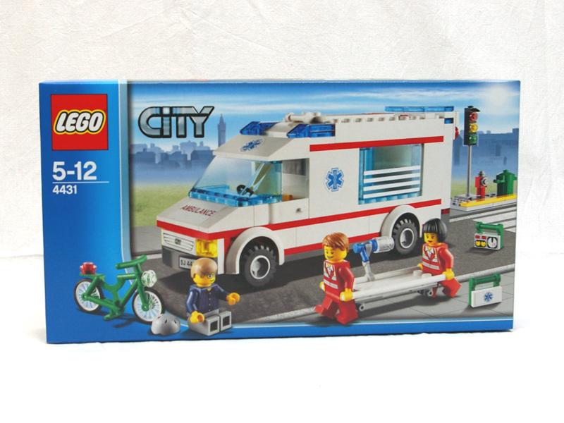 #4431 レゴ 救急車
