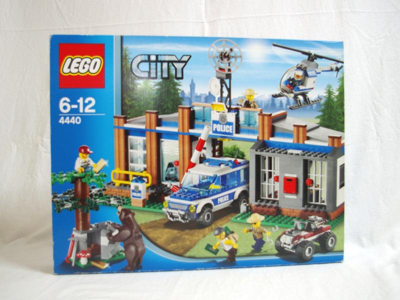 #4440 レゴ フォレストポリスステーション