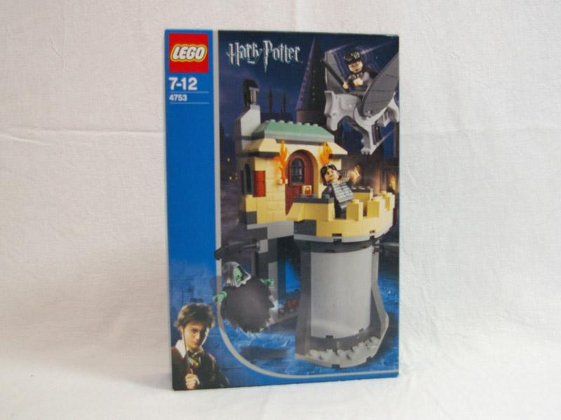 #4753 レゴ シリウス・ブラックの逃亡