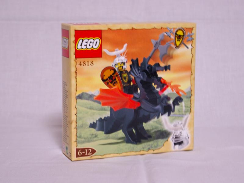 #4818 レゴ ドラゴンナイト