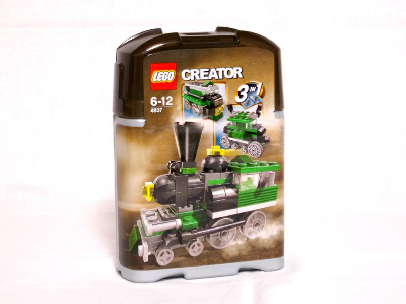 #4837 レゴ ミニトレイン