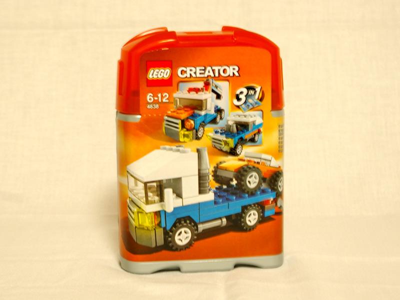 #4838 レゴ ミニカー