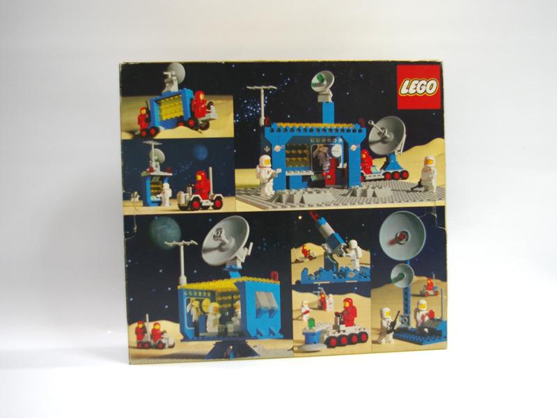 #493 レゴ 宇宙司令室 背面の写真
