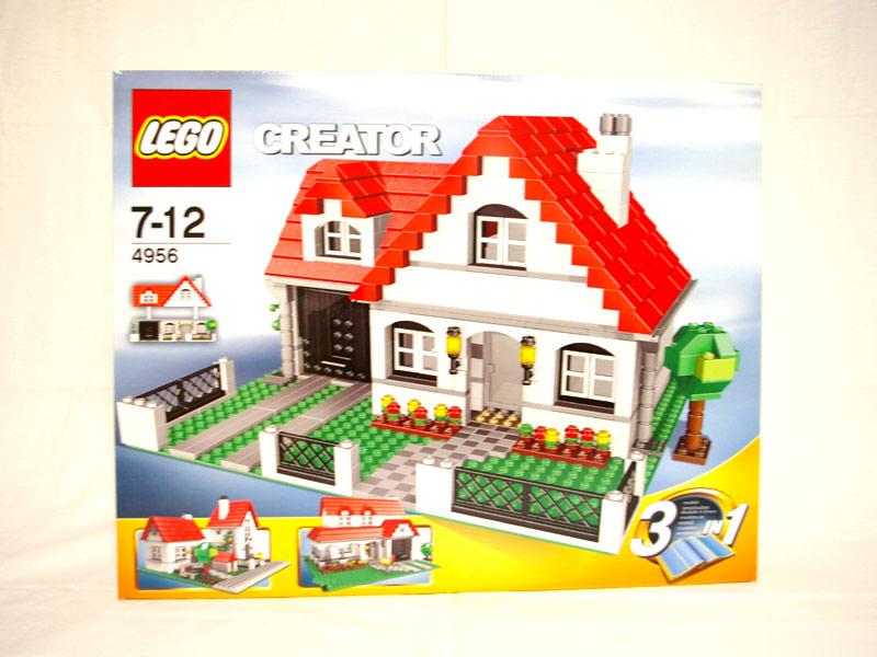 #4956 レゴ ハウス