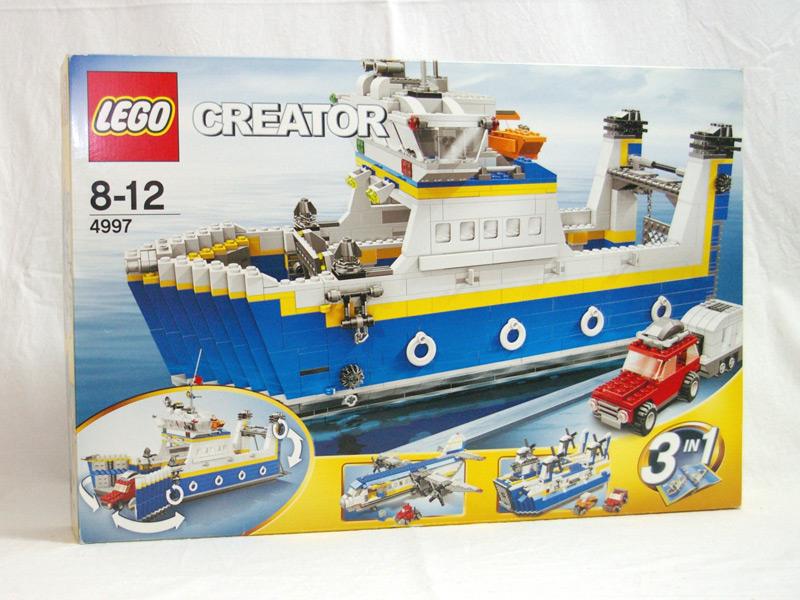 #4997 レゴ フェリー