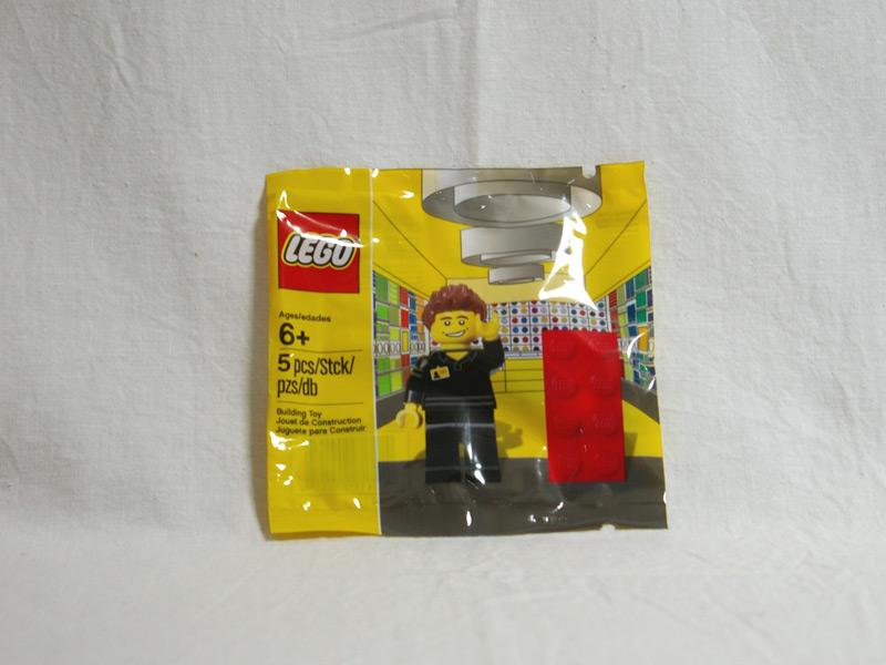#5001622 レゴ ストア従業員