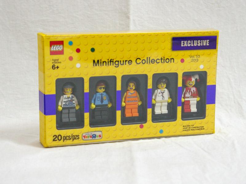 #5002146 レゴ ミニフィギュアコレクション Vol.1/3