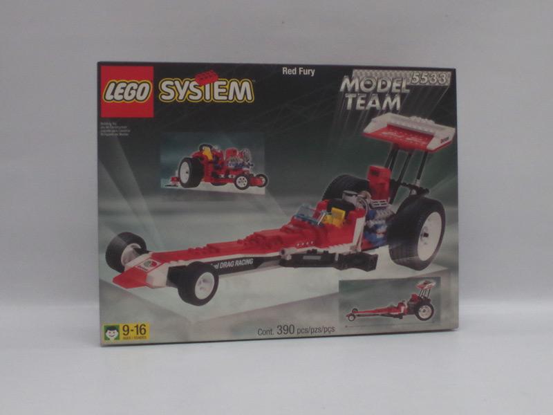 #5533 レゴ ドラッグスター