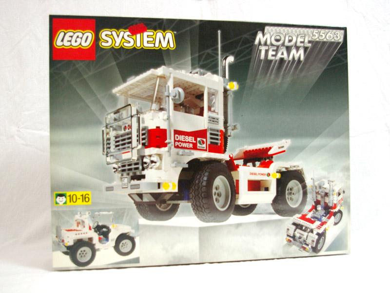 #5563 レゴ レーシングトラック