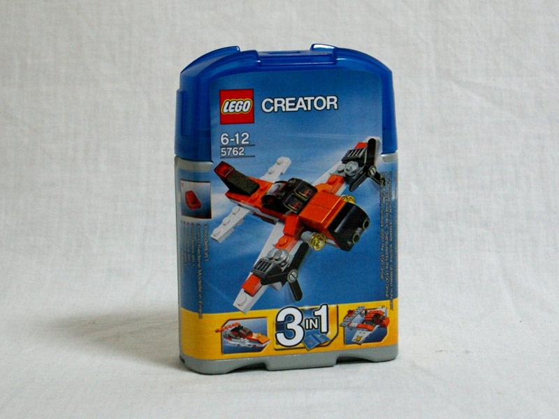 #5762 レゴ ミニプレーン