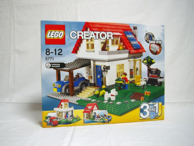 #5771 レゴ ヒルサイド・ハウス