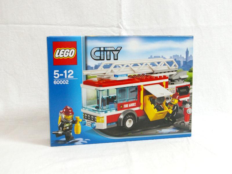 #60002 レゴ はしご車