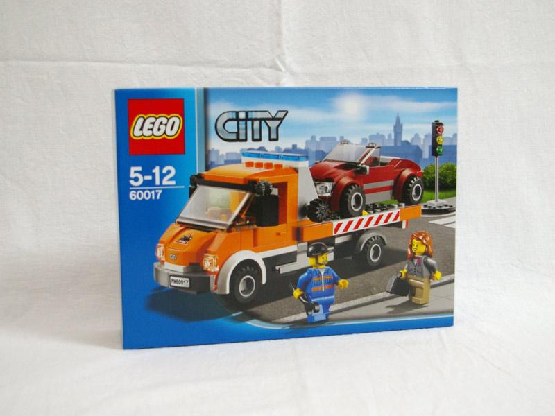 #60017 レゴ キャリアカー