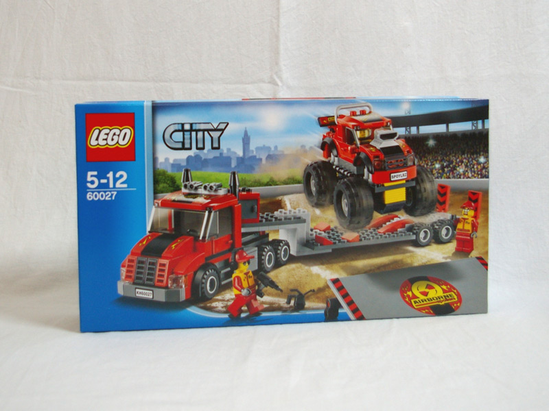 #60027 レゴ モンスタートラックキャリアー