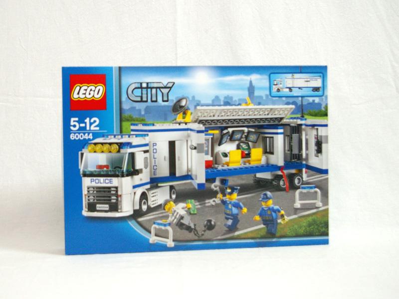 #60044 レゴ ポリスベーストラック