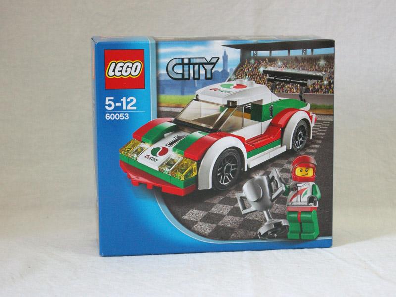 #60053 レゴ レーシングカー 正面の画像