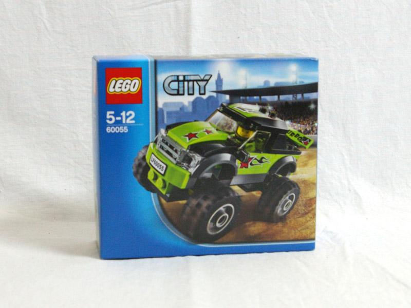 #60055 レゴ モンスタートラック