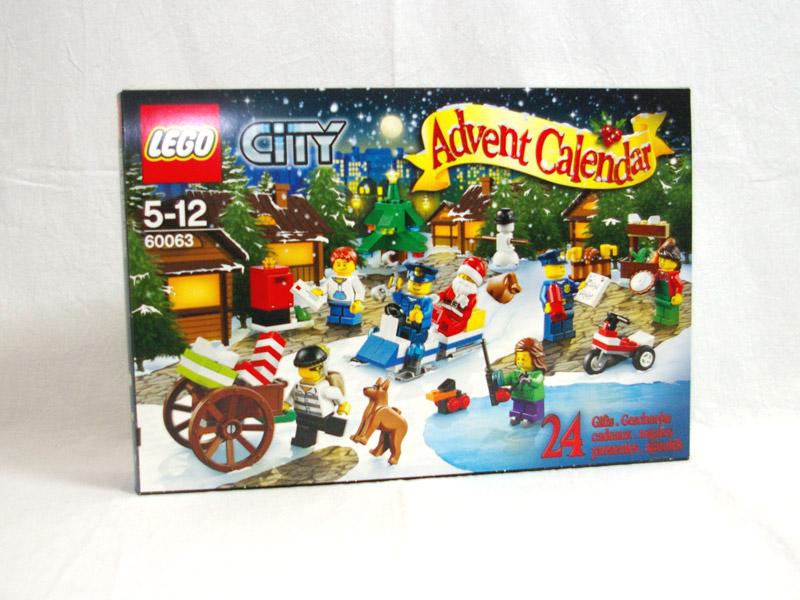#60063 レゴ シティ アドベントカレンダー2014
