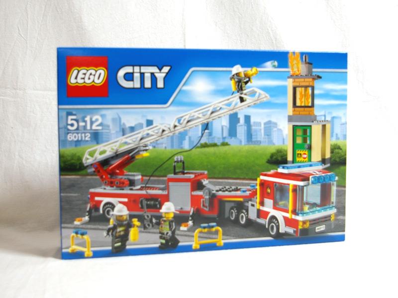 #60112 レゴ 大型消防車