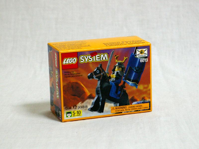 #6013 レゴ ショーグン 正面の画像