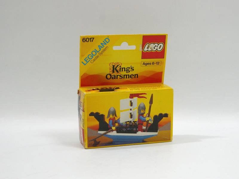 #6017 レゴ 王様のボート