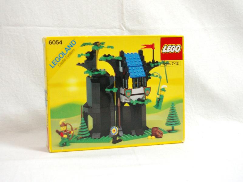 #6054 レゴ 森の見張り小屋
