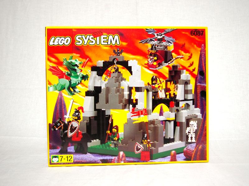 #6087 レゴ 魔女ヒルダの城