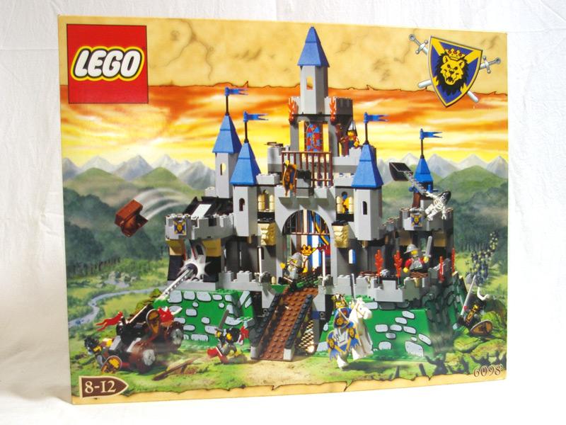 #6098 レゴ ナイトキングダム城