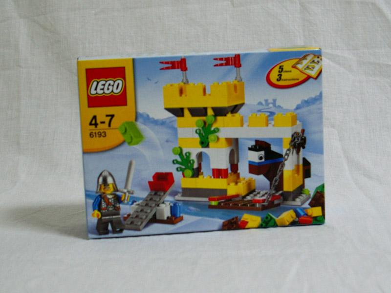 #6193 レゴ 基本セット・キャッスル