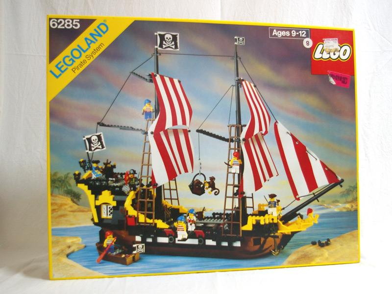 #6285 レゴ ダークシャーク号(海ぞく船)