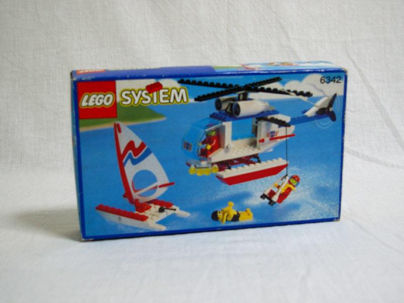 #6342 レゴ シーレスキュー隊