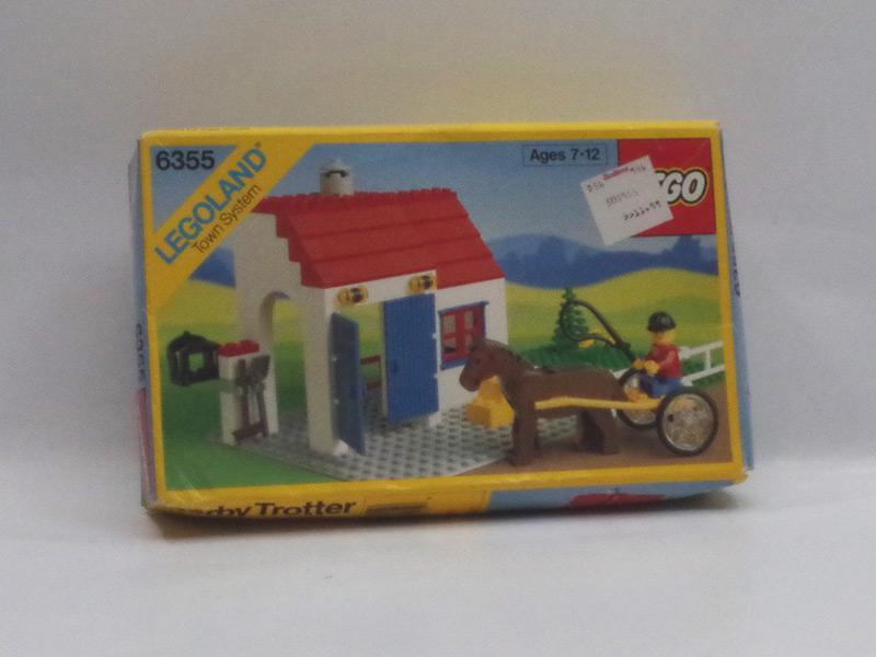 #6355 レゴ ダービートロッター