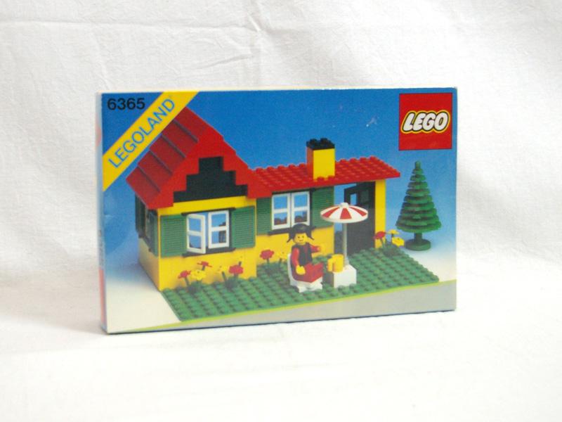 #6365 レゴ サマーコテージ