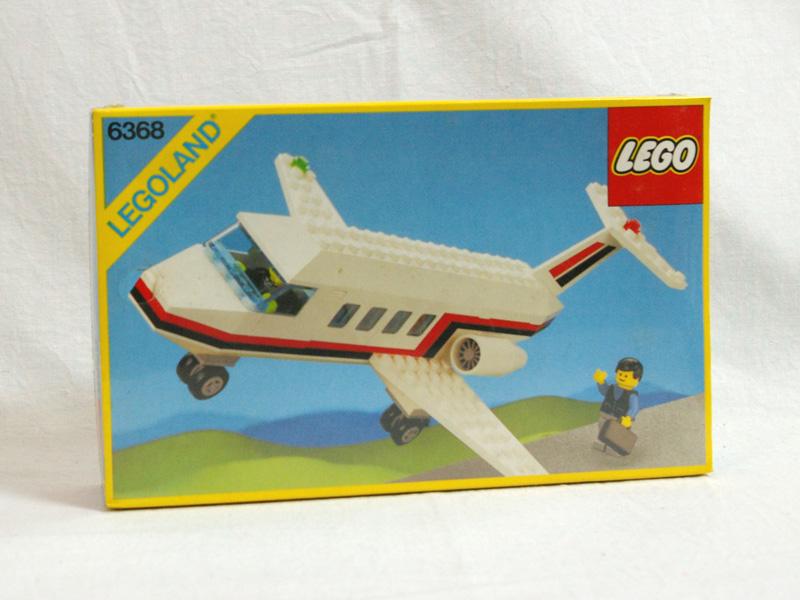 #6368 レゴ ジェット機