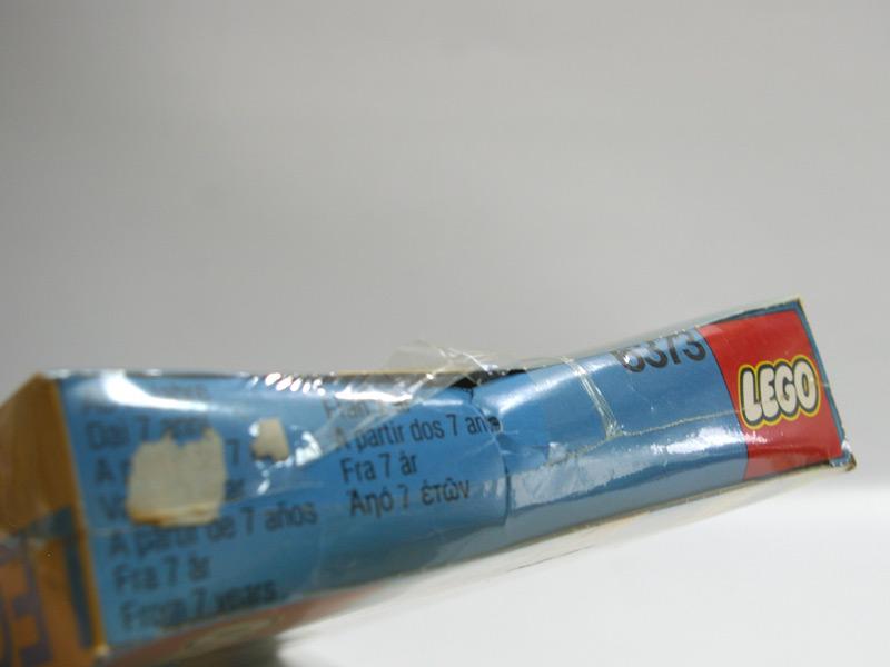 #6373 レゴ モーターバイクショップ 撮影時に気になった箇所を拡大撮影しました。