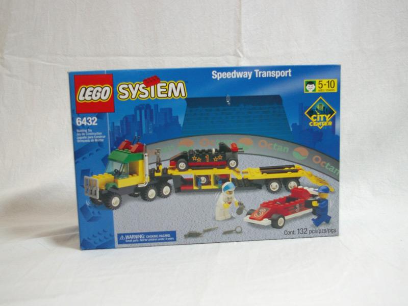 #6432 レゴ F1トレーラー
