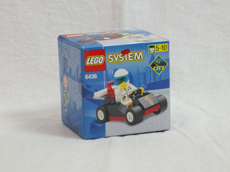 #6436 レゴ ゴーカート
