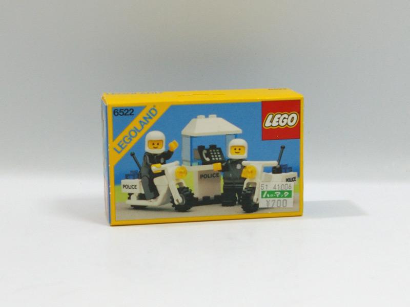 #6522 レゴ パトロールカー