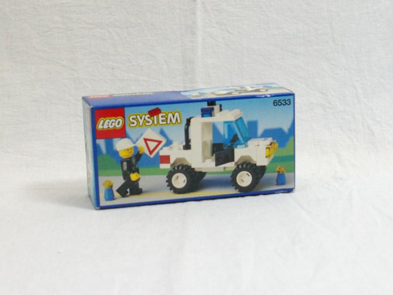 #6533 レゴ ポリスカー