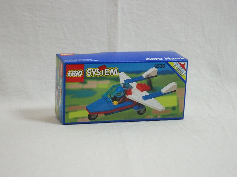 #6536 レゴ スポーツプレーン