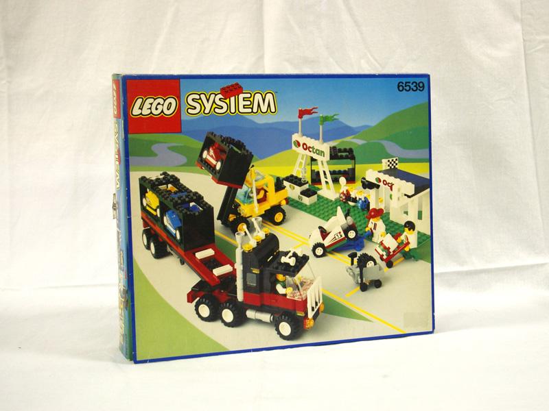 #6539 レゴ ゴーカートレースセット