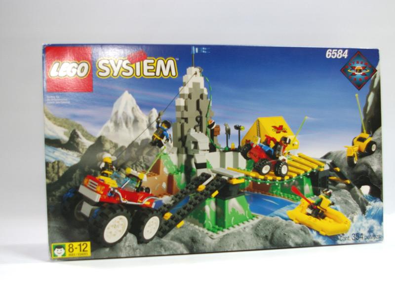#6584 レゴ エクストリームチームチャレンジ