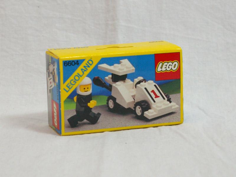 #6604 レゴ レーシングカー